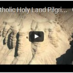 Catholic Holy Land Pilgrimage Arial View Video