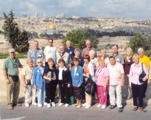 Catholic Holy Land Pilgrimage trips Christopher Cross KHS