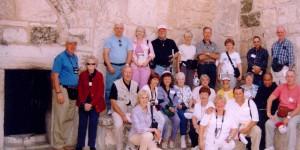 Catholic Holy Land Pilgrimage Christopher Cross